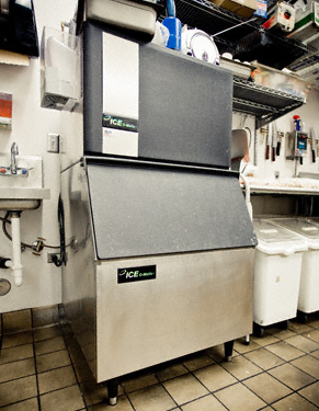 Commercial Kitchen Proper Height For Griddle