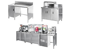 6 Bar Counter Supplies Sharesee Service